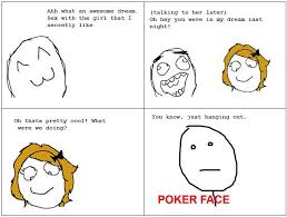 Ahh Yeah Meme - poker face comics hilarious images daily