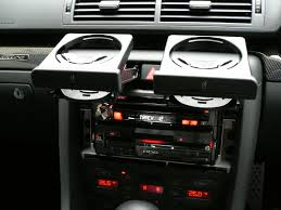 audi cup holder dual cup holder mod pics inside