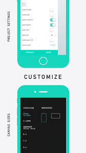 create graphic design edit on the app store