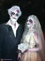 Dead Bride Halloween Costumes Corpse Bride Groom Couple Costume Corpse Bride Halloween