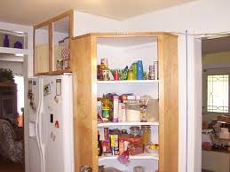 Pantry Cabinet Ideas by Corner Kitchen Pantry Cabinet Picture U2014 Decor Trends Creative