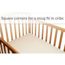 Crib Mattress Fit by Sealy Baby Posturepedic Crown Jewel Crib Mattress Walmart Com