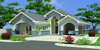 single 4 bedroom house plans house plans maame house plan