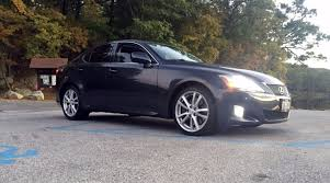 lexus is sedan 2007 rides