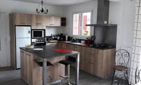 cuisiniste compiegne réalisations cuisine îlot de cuisines avec mobalpa