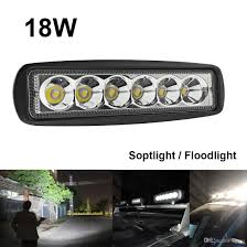 best construction work lights 1550lm mini 6 inch 6 x 3w cree led bar work light as worklight