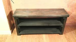 wooden shoe bench wooden shoe rack bench red barn rustic designs llc