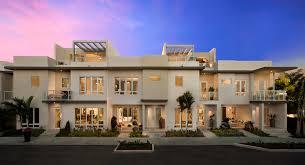 2 story homes landmark 2 story townhomes model d landmark doral