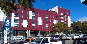 ribbon cutting at cedar gateway apartments in downtown san diego csh
