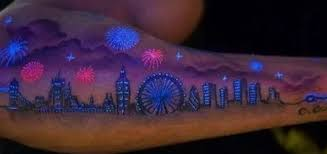 light up the night with glow in the dark tattoos victoria u0027s glamour