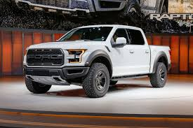 Ford F150 Truck Dimensions - 2017 ford f 150 raptor supercrew makes production debut in detroit