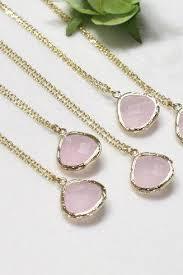 bridesmaids gifts bridesmaids gifts bridesmaid necklace gift ideas luulla