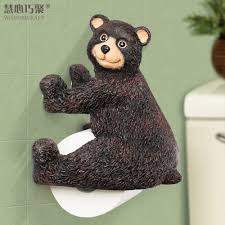 Bear Bathroom Accessories by Decorations Unique Lobster Paper Towel Holder Design Style For