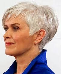 Kurze Frisuren F Frauen by 14 Kurze Frisuren Für Graues Haar Für Die älteren Damen Haben Wir