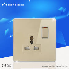 Modern Electrical Outlets Electric Switch Socket Bangladesh Electric Switch Socket