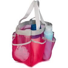 honey can do 7 pocket shower caddy multiple colors walmart com