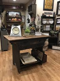 primitive kitchen furniture country primitive kitchen island country furniture nana s