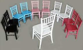 chiavari chair rental miami kids chiavari chairs rentals in miami broward palm