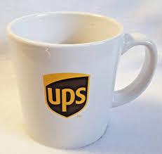 Ceramic Coffee Mugs United Parcel Service Coffee Mug Ups Logo Large Ceramic