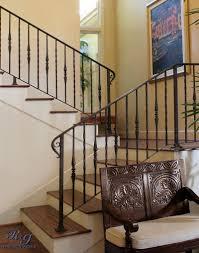 rg fine ironworks gallery interior railings