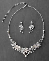 wedding jewelry bridal jewelry bridal necklace sets wedding necklace page 2