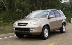 acura jeep 2005 suv of the year winners motor trend