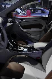dalam kereta range rover chery a5 concept beri gambaran model produksi baharu funtastticko