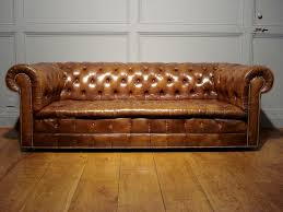Ebay Chesterfield Sofa by Antique Brown Leather Chesterfield Sofa New Lighting Setting