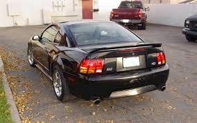 1999 mustang black black 1999 ford mustang svt cobra coupe mustangattitude com