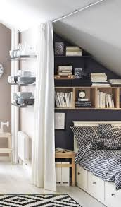 studio apartment separate sleeping area with ideas image 159231