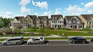Luxury Home Builders In Atlanta Ga by New Luxury Homes In Baltimore Md Newhomesource