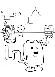 20 Best Wow Wow Wubbzy Images On Pinterest Coloring For Kids Coloring Pages Kpop