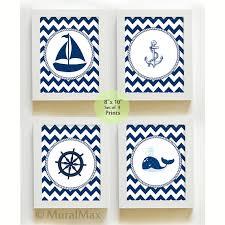 Sailboat Decor For Nursery Nautical Baby Boys Nursery Sail Boat Nursery Decor
