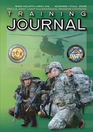 the joint multinational training command training journal 1 by 7th