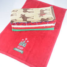 Christmas Towels Bathroom Christmas Bathroom Hand Towels Hand Towels Christmas Bathroom