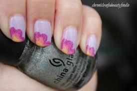 spring flower nails chronicles of a beauty foodie