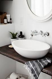 Bathroom Sink Shelves Floating Diy Floating Sink Shelf The Merrythought