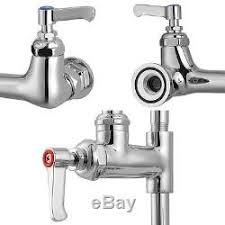Restaurant Faucets Kitchen Commercial Pre Rinse Faucet With 12 Add On Faucet Kitchen