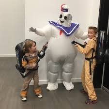 Stay Puft Marshmallow Man Costume Group Halloween Costumes For 2016