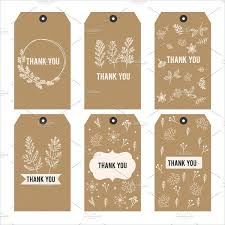 9 thank you tags psd vector eps jpg download