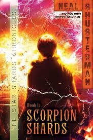 Awn Books Gaumont Options Neal Shusterman U0027s U0027the Star Shards Chronicles