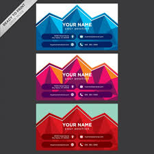 fresh graphic design templates 2016 business cards emails