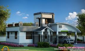 one floor houses one floor house with height area kerala home design and