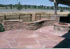 Flagstone Patio Installation Cost by Flagstone Masonry Contractor Custom Flagstone Patios Walkways