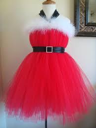 beautiful santa baby christmas tutu dress in 6 12mos 12 18mos 1t