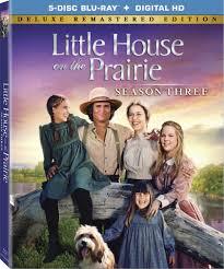 little house on the prairie season three blu ray deluxe