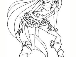 winx club printable coloring pages 100 images coloring pages