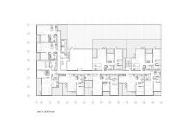 multi family house floor plans gallery of oda aims to bring u201cqualities of private house u201d to multi