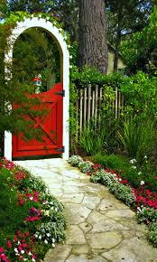 colorful entrance love the idea of adding color to the