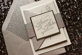bling wedding invitations wedding invitations ontario invitation design trends 2015